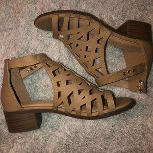 Top Moda Sandals Size 6